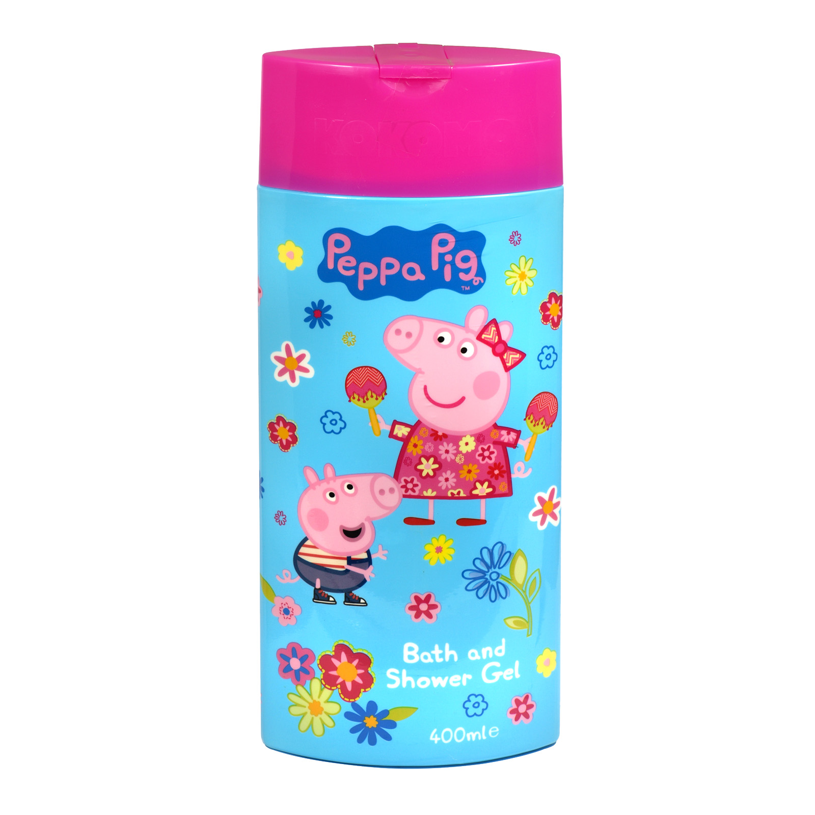 PEPPA PIG 400ML BATH & SHOWER GEL