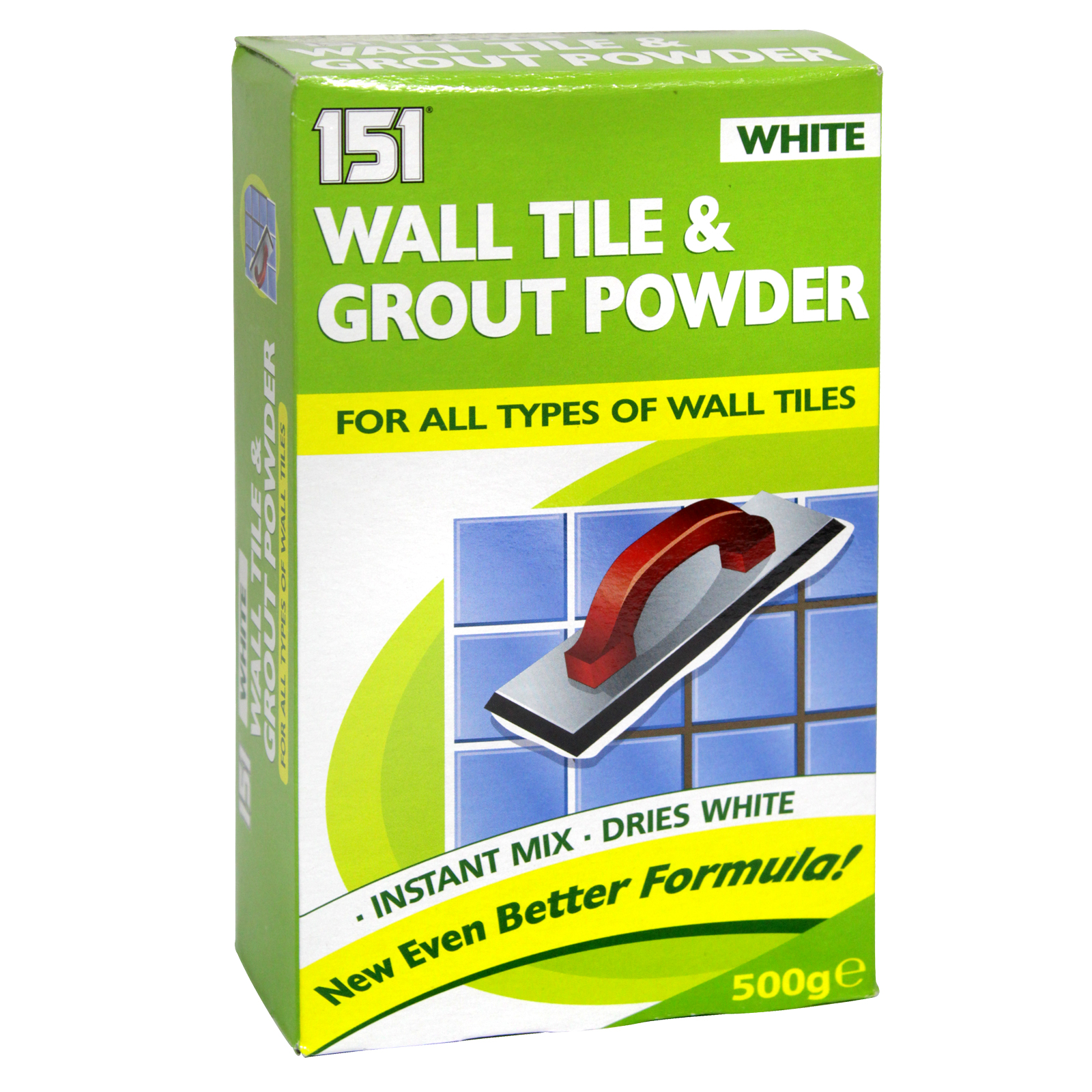 151 SUPER WHITE GROUT 500G