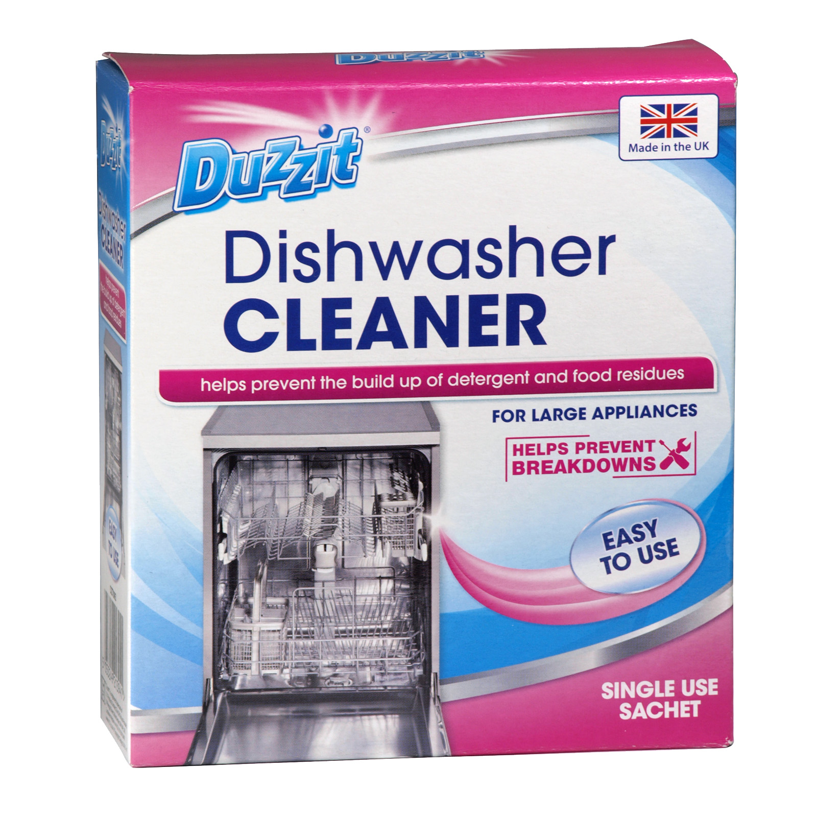 DUZZIT DISHWASHER CLEANER X12