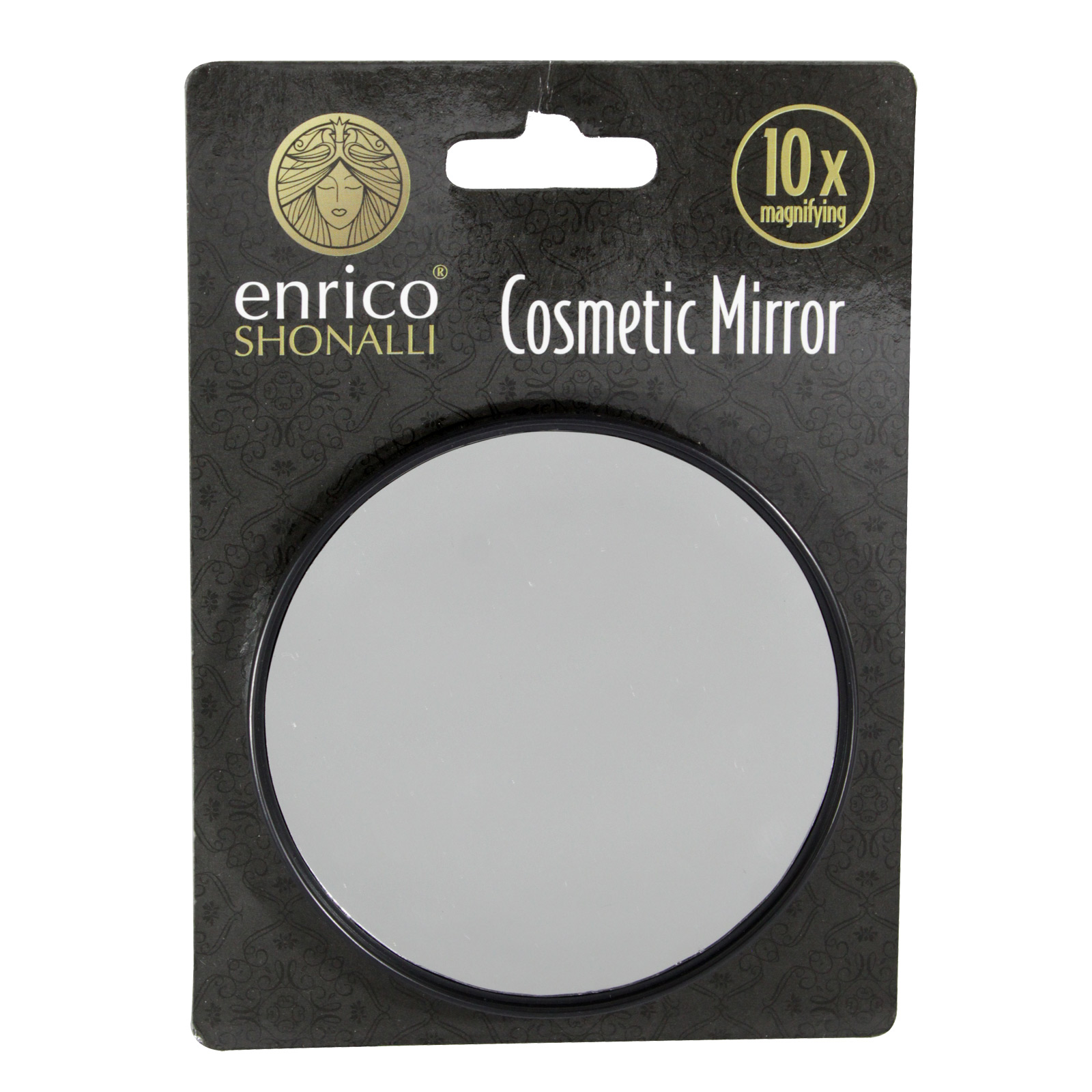 ENRICO COSMETIC MIRROR 10X MAGNIFYING