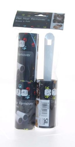 SIL PET STORE PET HAIR REMOVER 3PC X12
