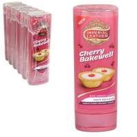 IMPERIAL LEATHER SHOWER 250ML CHERRY BAKEWELL  X6