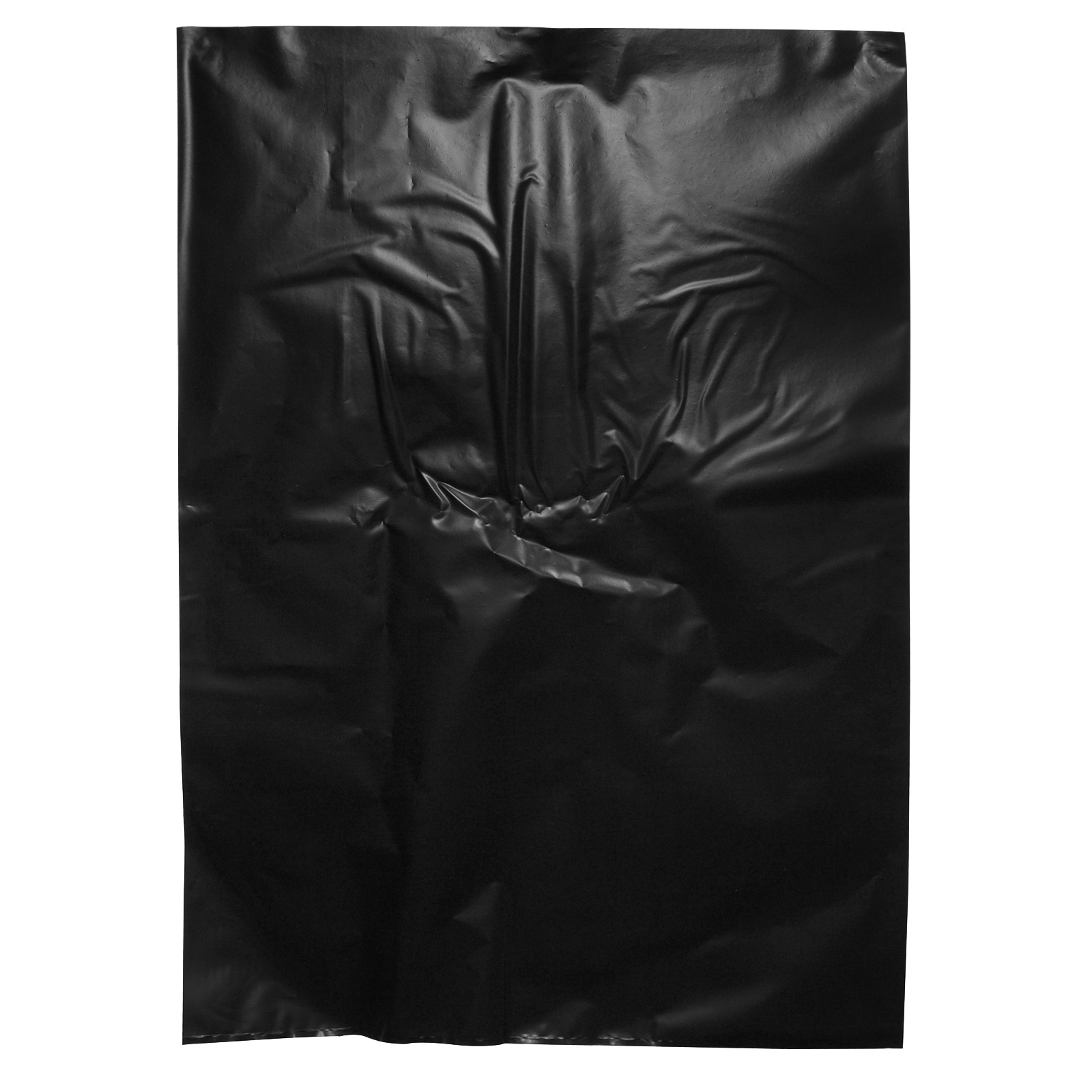 GREY HEAVY DUTY BLACK SACKS 22