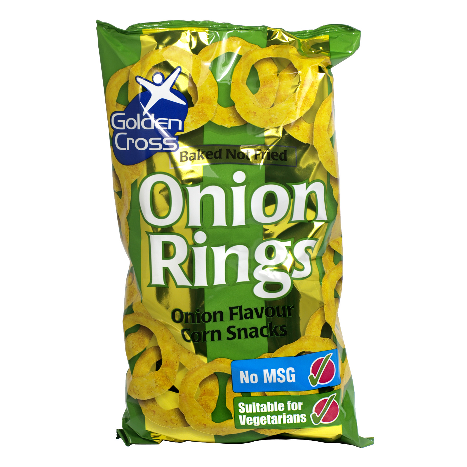 GOLDEN CROSS ONION RINGS 150GM X12