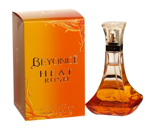 BEYONCE 100ML EDT SPRAY HEAT RUSH