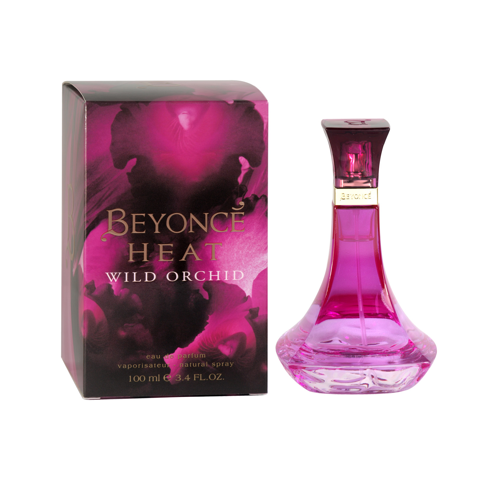 BEYONCE 100ML EDT SPRAY WILD ORCHID