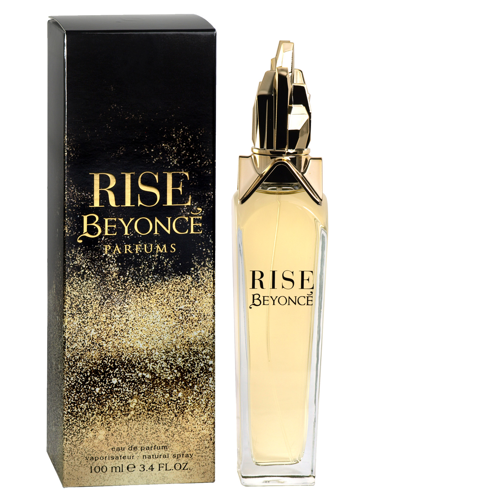 BEYONCE 100ML EDP SPRAY RISE