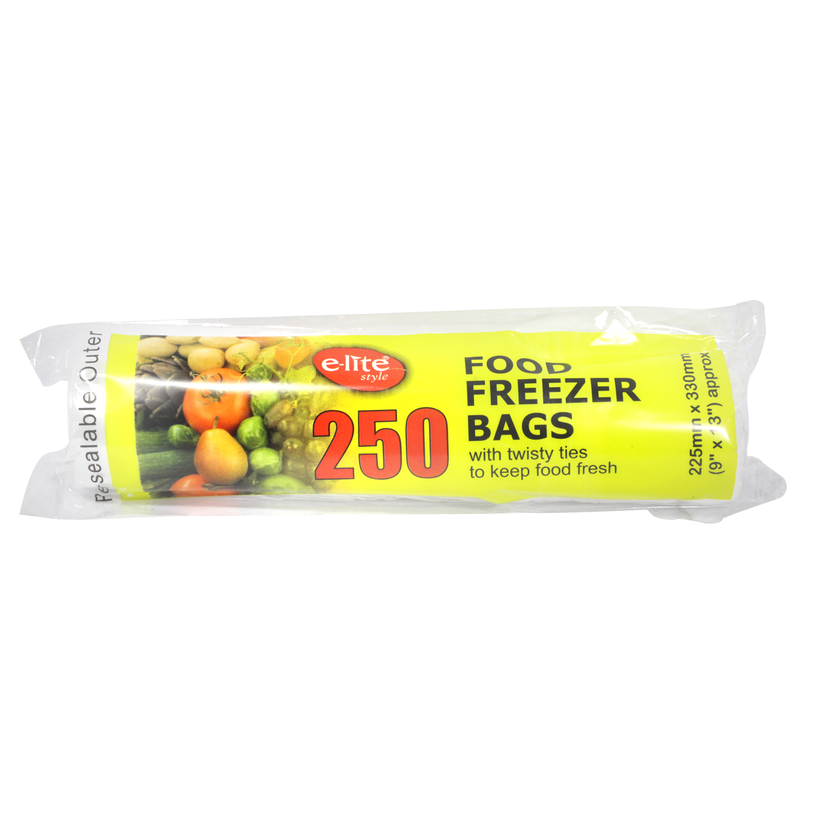 NICE+CLN 250 FOOD FREEZER BAG 9