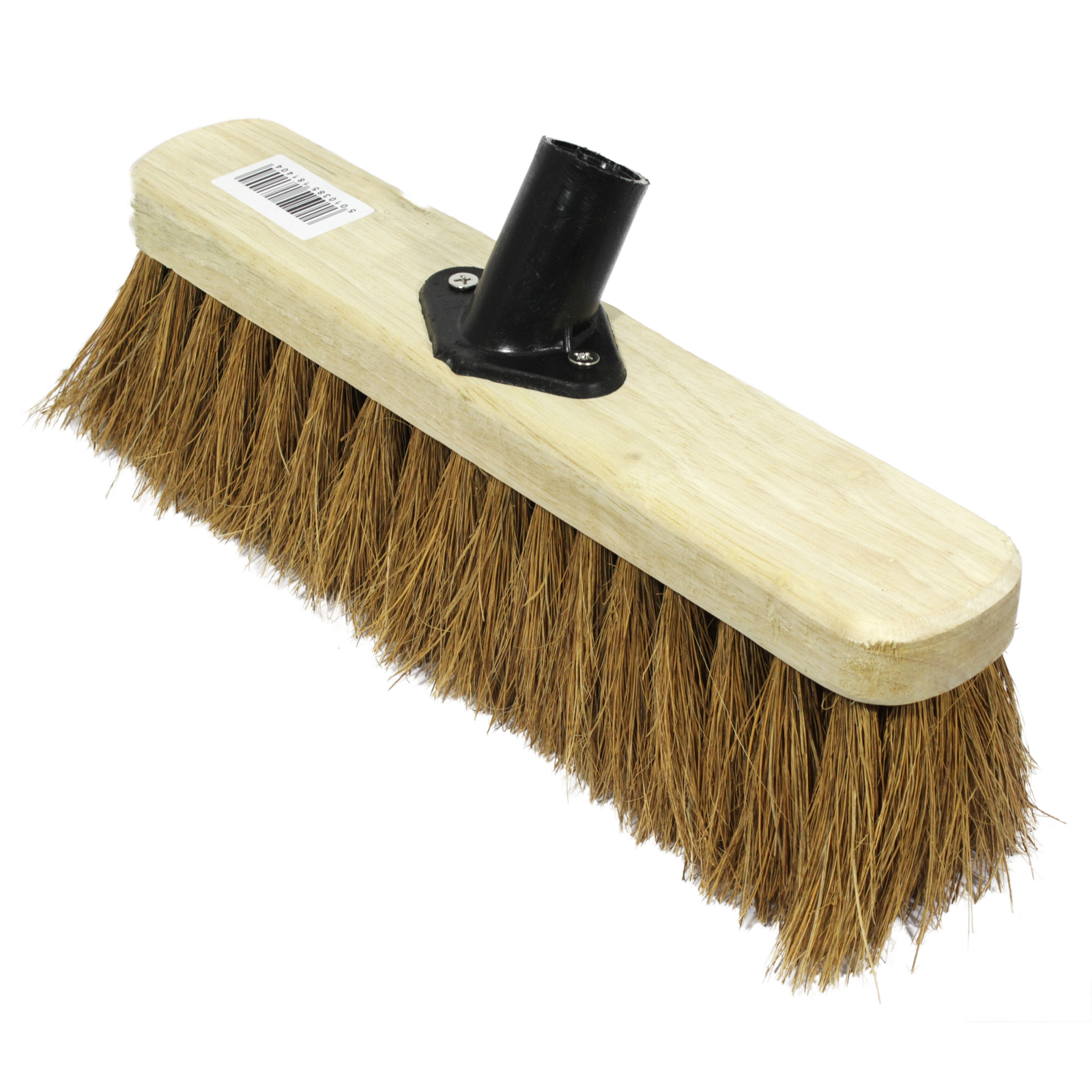 WOOD BROOM HEAD 12
