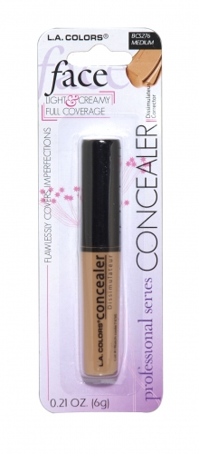 LA COLORS CONCEALER MEDIUM X3