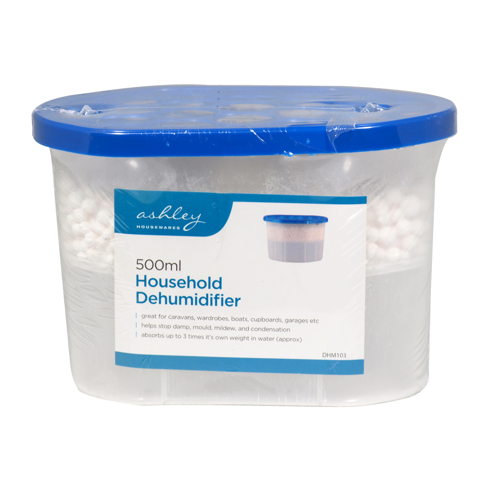ASHLEY DEHUMIDIFIER 500ML UNSCENTED