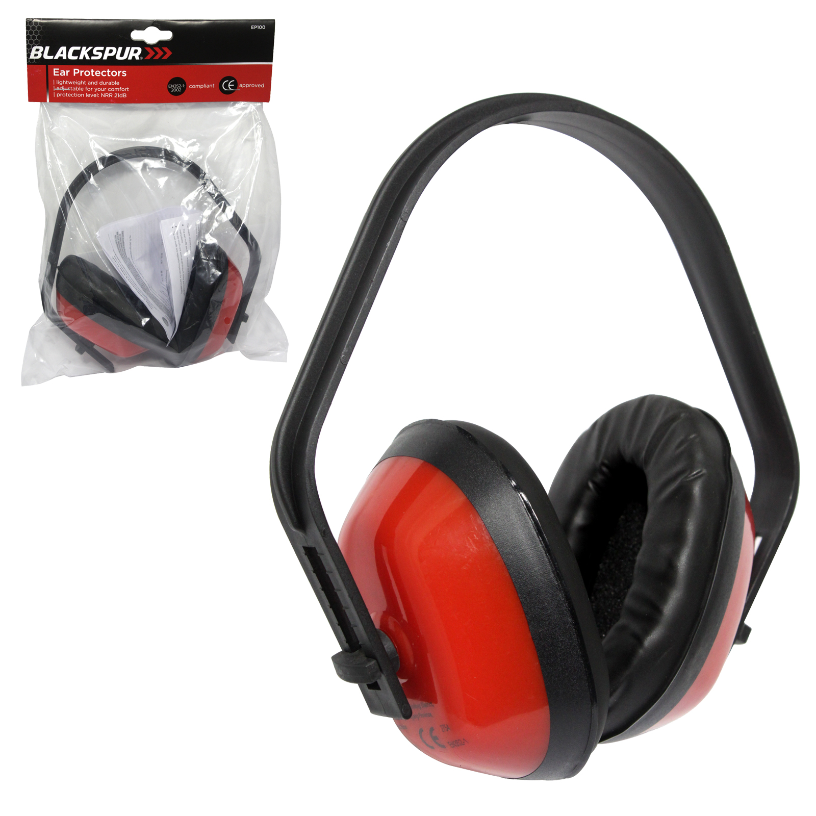 BLACKSPUR EAR PROTECTORS CE APPROVED