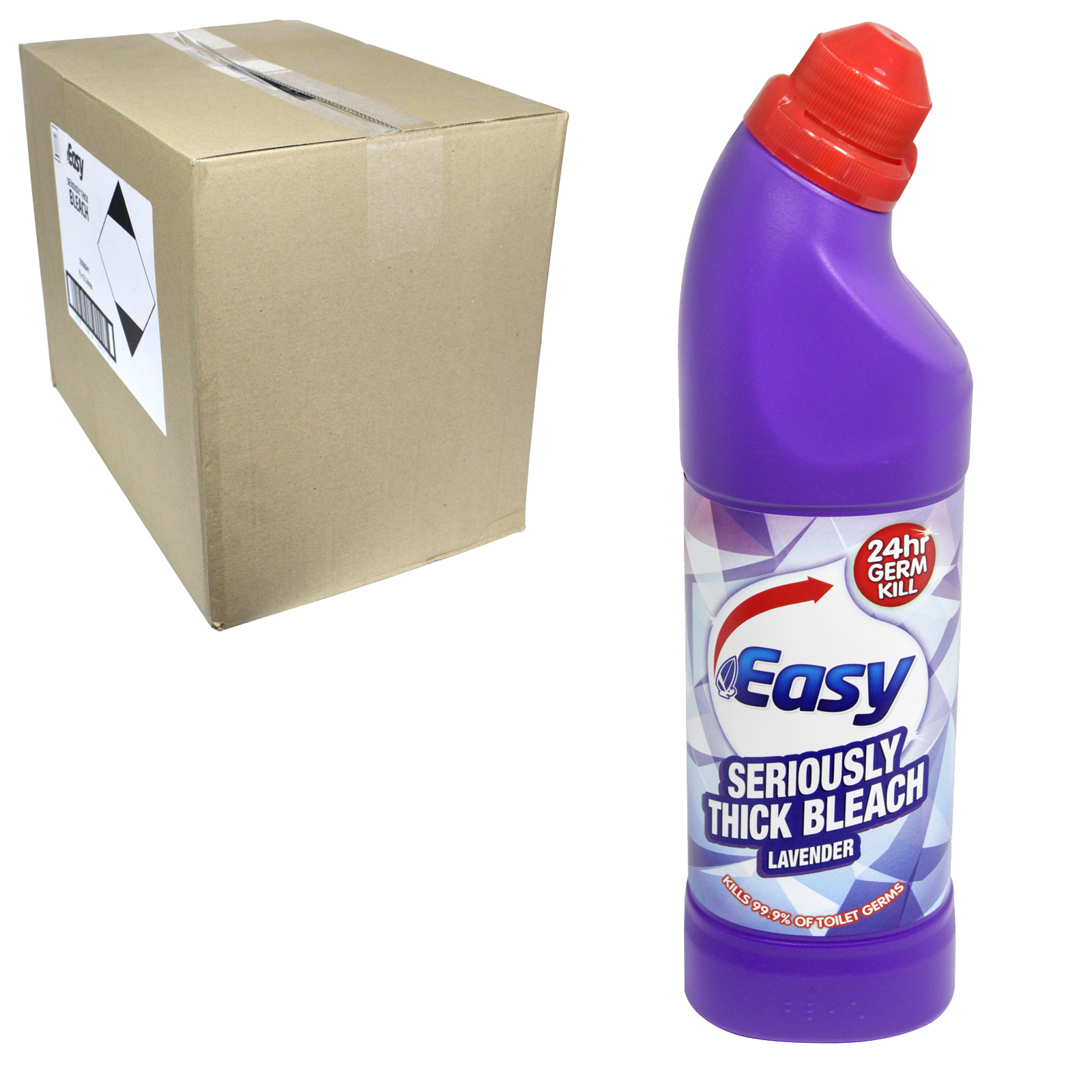 EASY BLEACH 750ML LAVENDER X12
