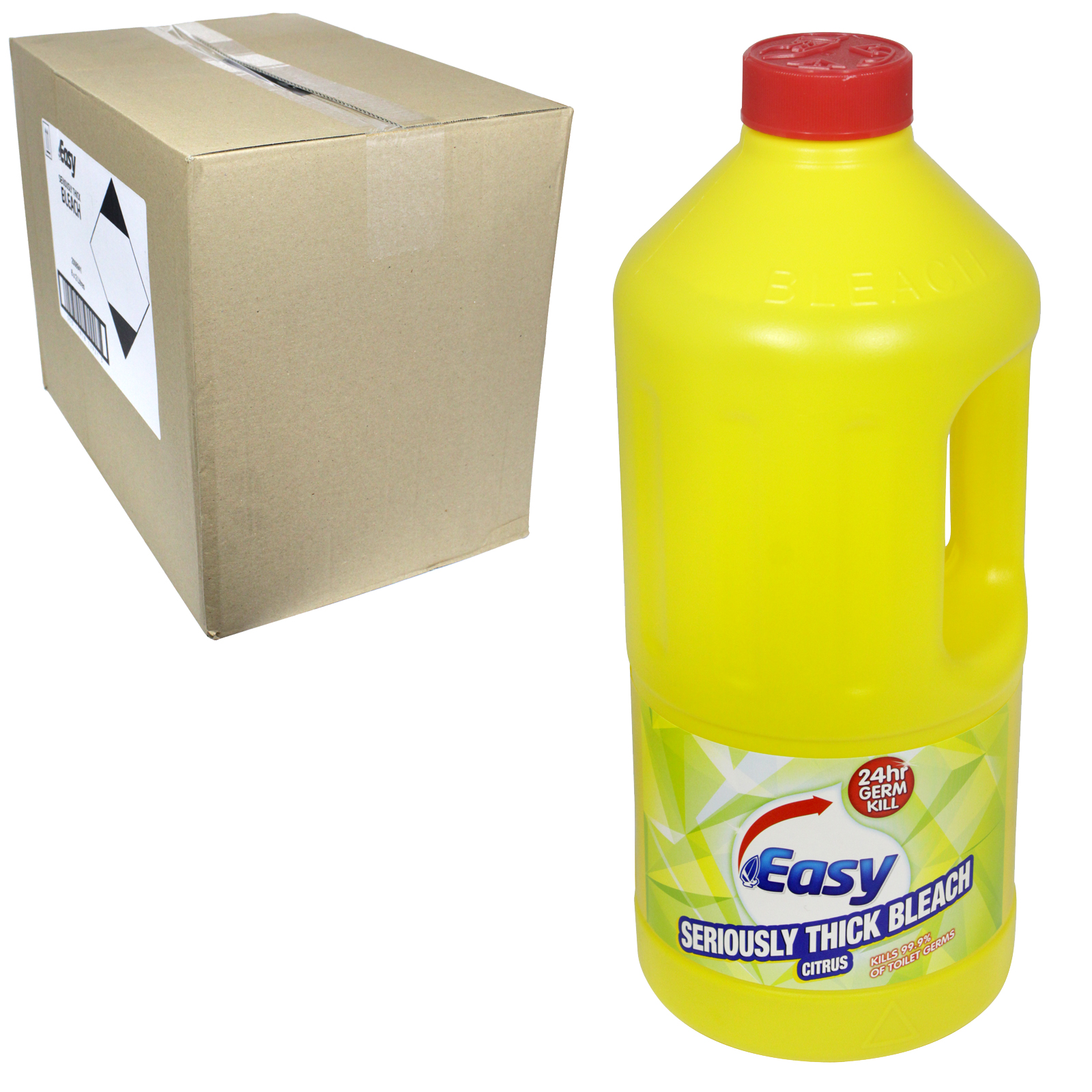 EASY BLEACH 2L CITRUS X6