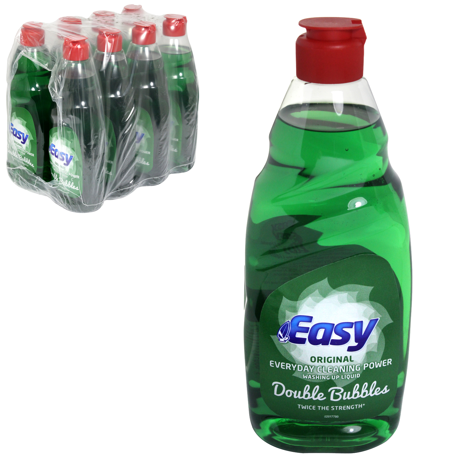 EASY WASH UP 500ML ORIGINAL X8