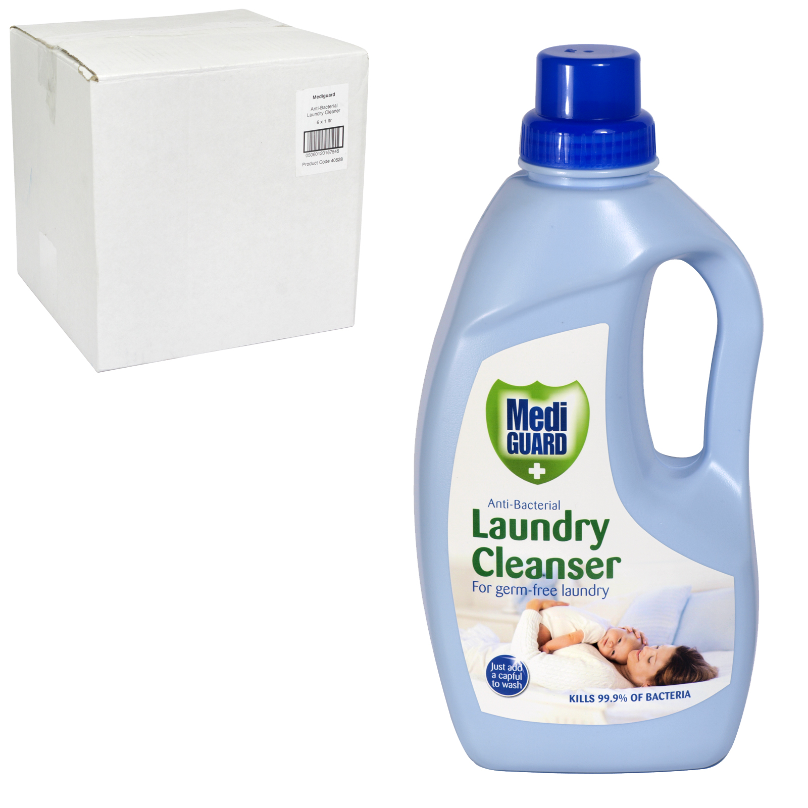 Concord Cash And Carry Cussons Baby Liquid Detergent Anti Bacterial 750ml Mediguard Laundry Cleanser 1l X6