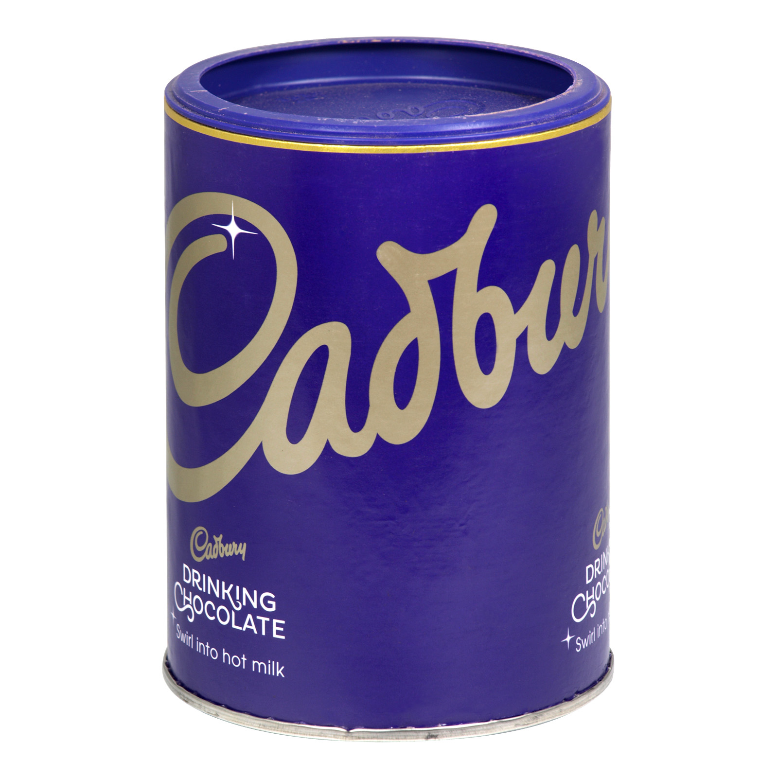 CADBURY DRINKING CHOCOLATE 500GM X6