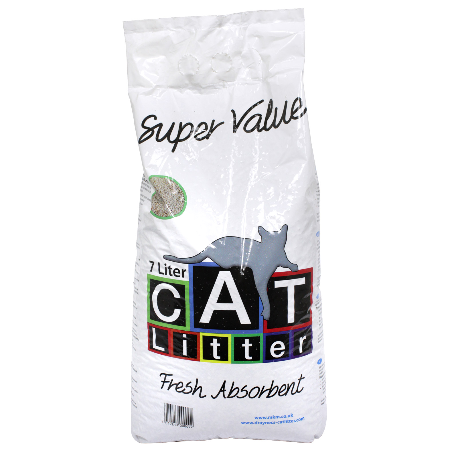 SUPERVALUE CAT LITTER 7L