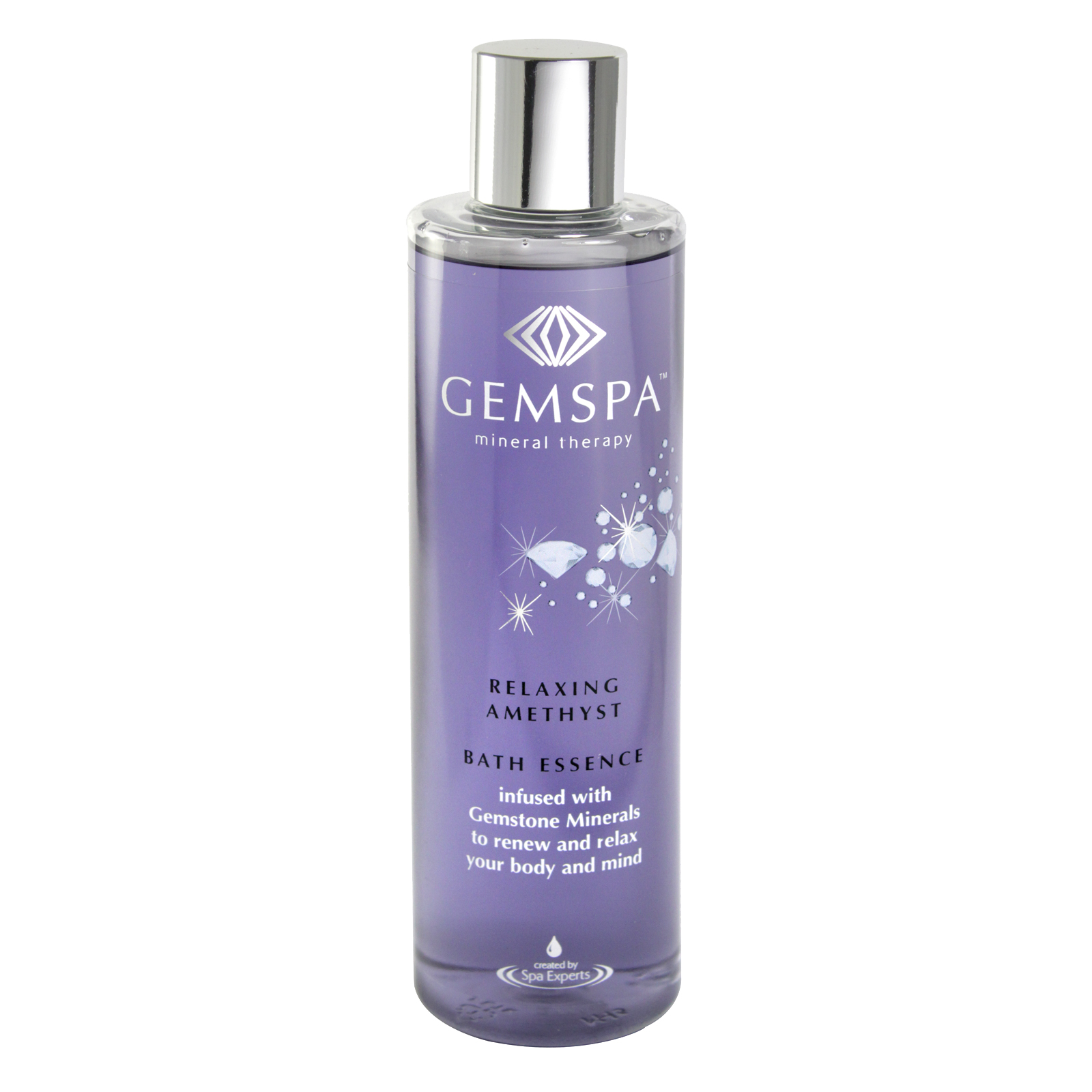 GEMSPA AMETHYST BATH ESSENCE 300ML