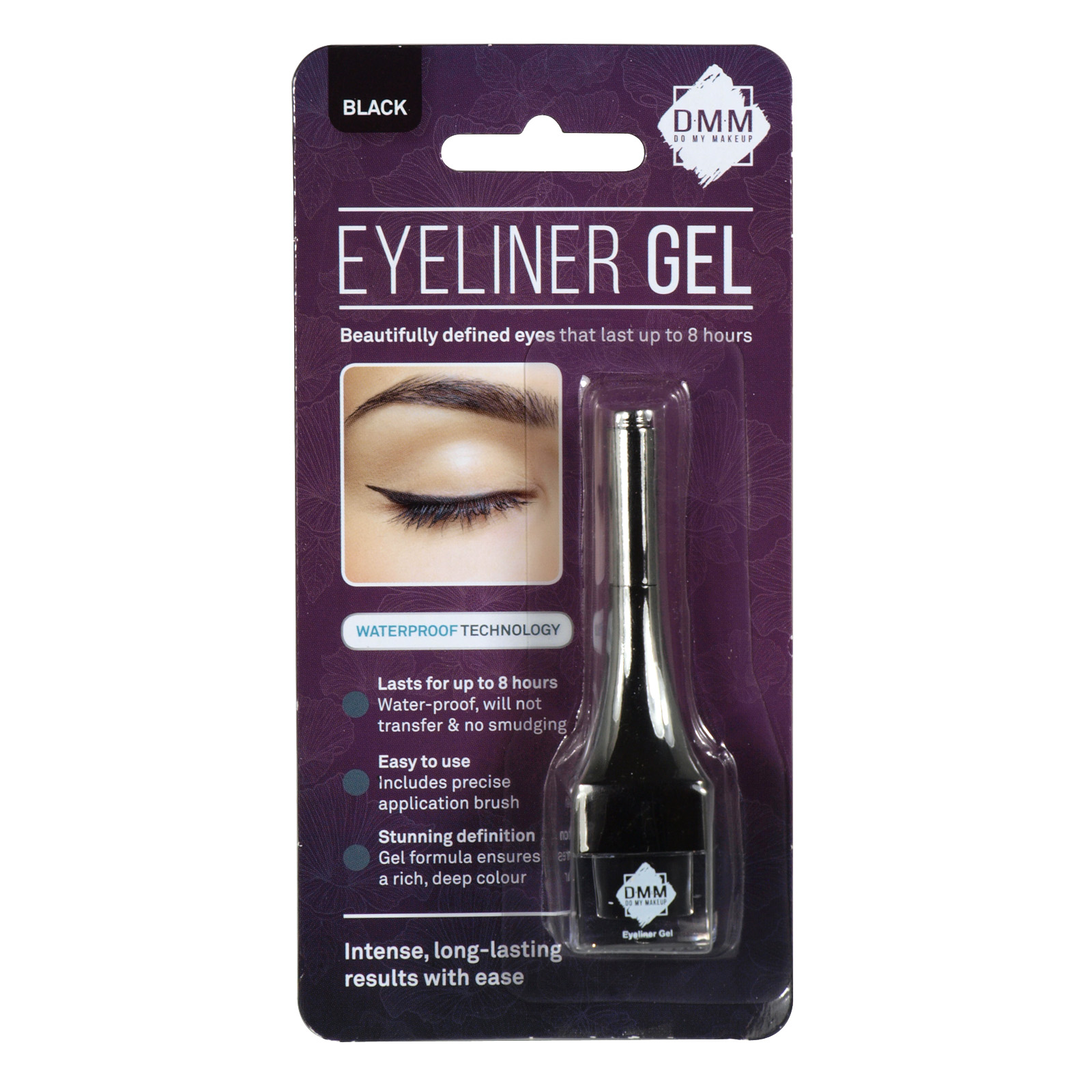 DMM EYELINER GEL BLACK
