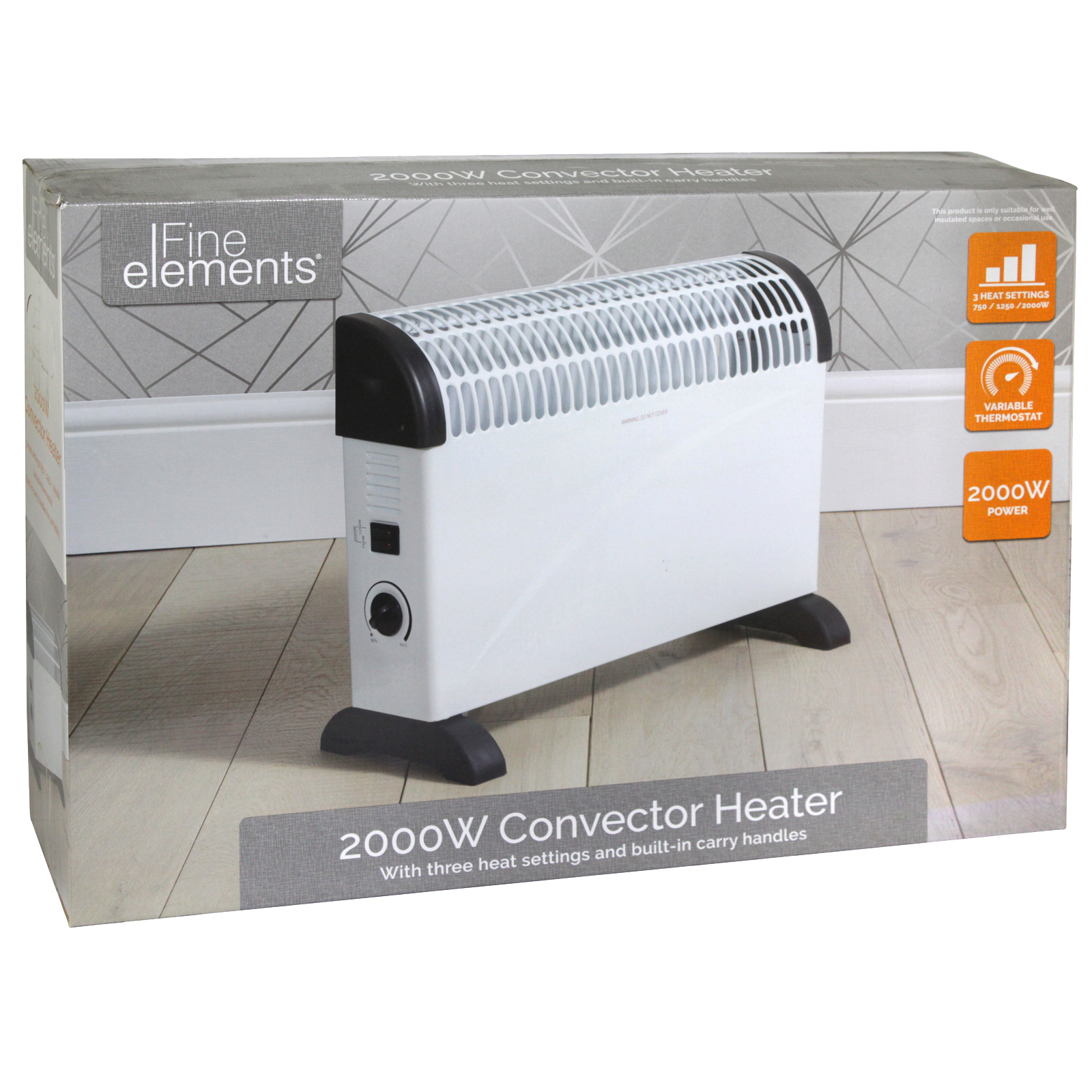 ELECTRICAL FANS+HEATERS Concord Cash